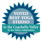 voted best yoga studio
